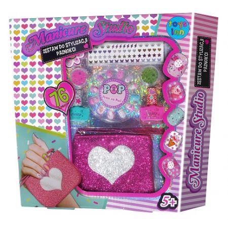 Zestaw manicure studio z kosmetyczką n 11 stnux