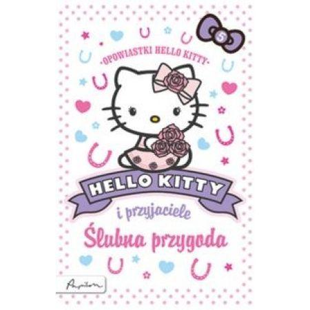 Hello Kitty I Przyjaciele ślubna Przygoda Linda Chapman Książka W