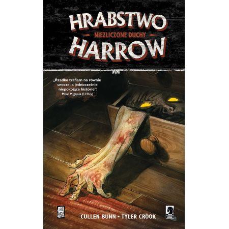 Hrabstwo Harrow. Tom 1. Niezliczone duchy