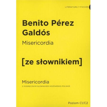 Misericordia z pod. słownikiem hisz.- pol. C1/C2