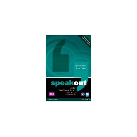Speakout Starter. Flexi Course Book 2 with Active Book and Workbook Audio CD