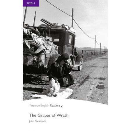 PEGR Grapes of Wrath Bk/MP3 CD (5)