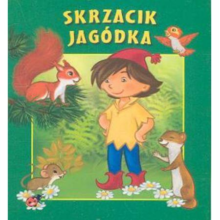 Skrzat Jagódka - Skrzacik Jagódka