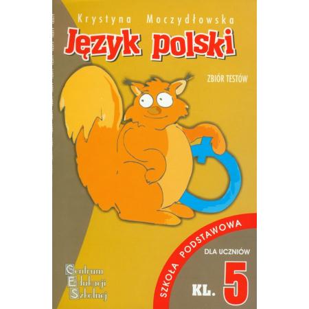 Język polski - testy SP 5 CES