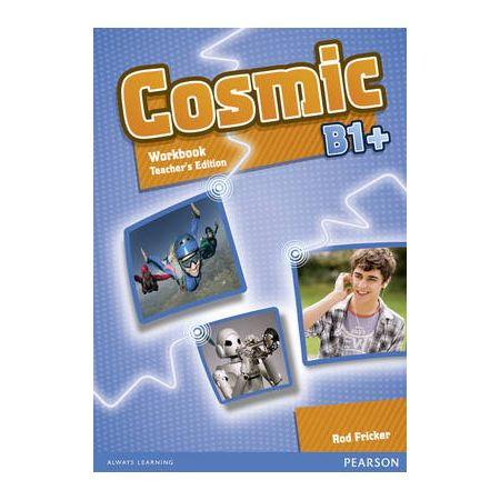 Cosmic B1+ WB Teacher's Edition with Audio CD