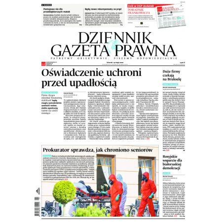 Dziennik Gazeta Prawna 96/2020