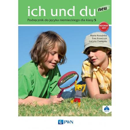 ich und du neu 5. Podręcznik do języka niemieckiego