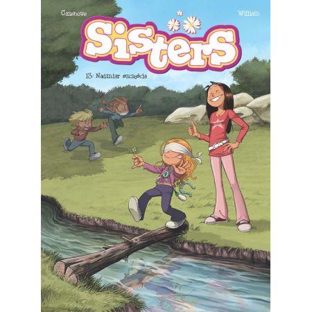 Sisters T.13 Nadmiar szczęścia