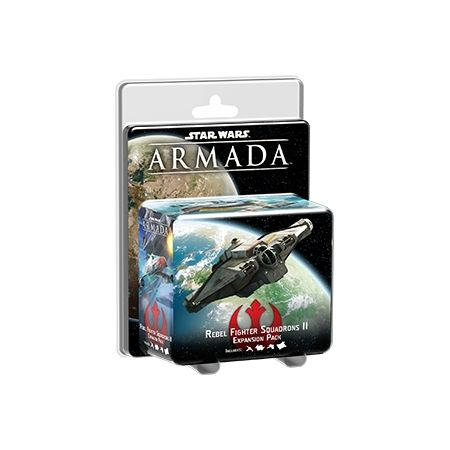 Star Wars Armada - Rebel Fighters Squadrons II Pack