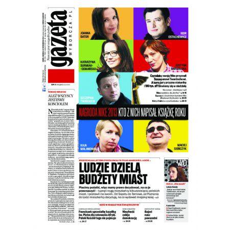 Gazeta Wyborcza - Kraków 233/2013
