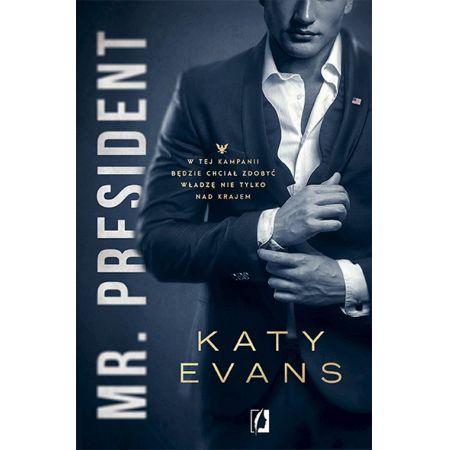 Mr President. Biały Dom. Tom 1