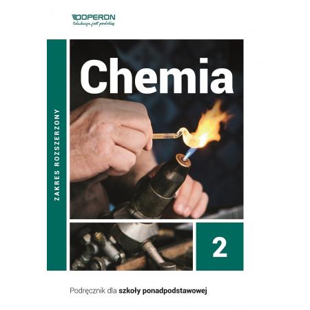 Chemia 2. Podręcznik. Zakres rozszerzony. Szkoły ponadpodstawowe