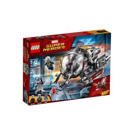 LEGO Super Heroes. Badacze kwantowej krainy 76109