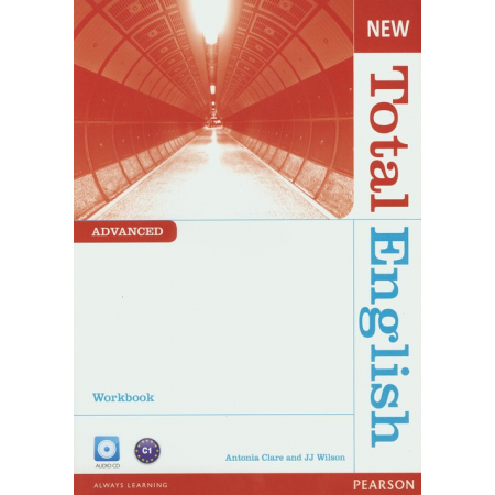 Total English New Advanced WB +CD PEARSON