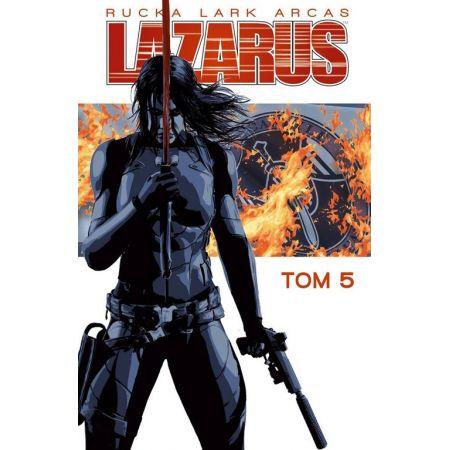 Lazarus tom 5 Odstrzał