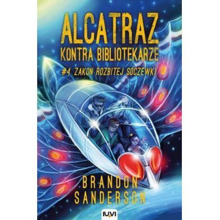 Alcatraz kontra Bibliotekarze. Tom 4. Zakon Rozbitej Soczewki