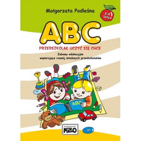 ABC - przedszkolak uczyć się chce