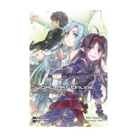 Sword Art Online #07 Matczyny różaniec