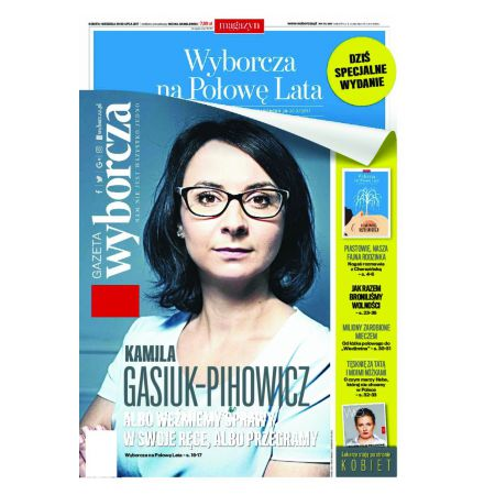 Gazeta Wyborcza - Częstochowa 175/2017