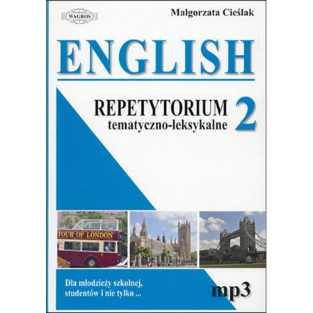 English. Repetytorium 2 tem-leks.+ mp3 WAGROS
