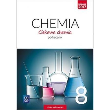 Ciekawa chemia. Podręcznik. Klasa 8. Szkoła podstawowa