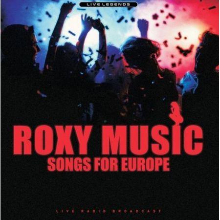 Songs for Europe - Płyta winylowa