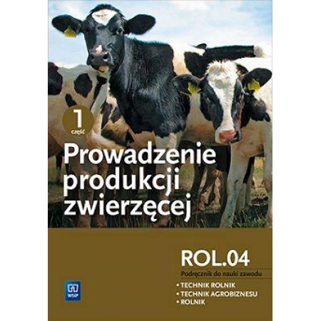Prowadzenie produkcji zwierzęcej cz.1 R.3.2 WSIP