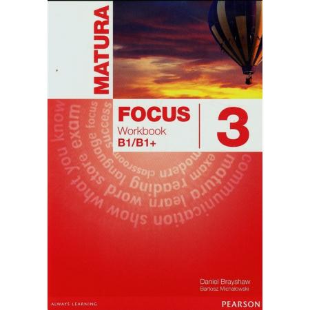 Język angielski Matura Focus 3 ćwiczenia LO