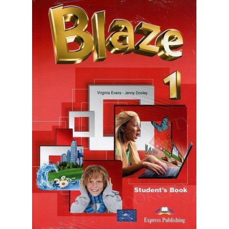 Blaze 1 SB + ebook EXPRESS PUBLISHING