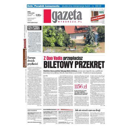 Gazeta Wyborcza - Szczecin 132/2010