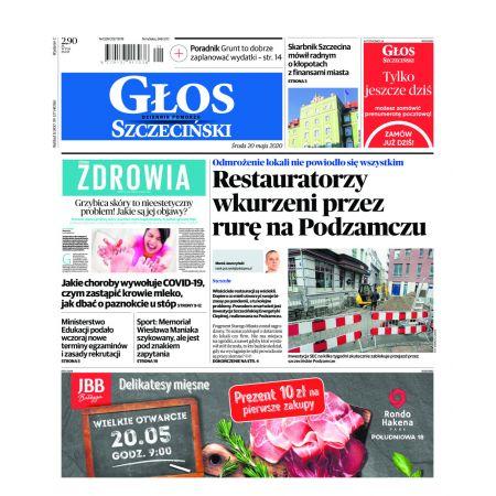 Głos Dziennik Pomorza - Głos Szczeciński 117/2020