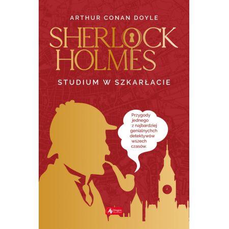 Sherlock Holmes. Studium w szkarłacie