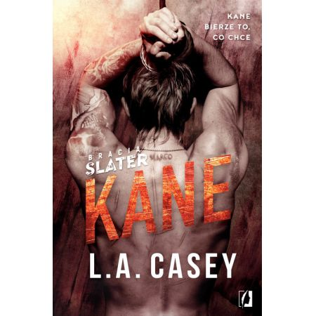 Bracia Slater. Tom 3. Kane