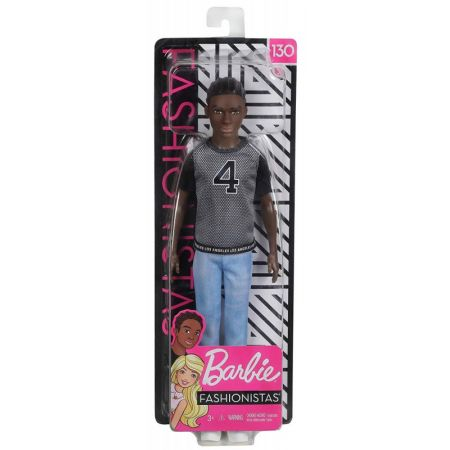 Barbie Fashionistas. Ken Stylowy 6