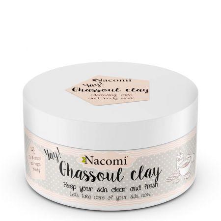 Ghassoul Clay oczyszczająca maska z glinką