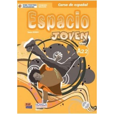 Espacio Joven A2.2 podręczniki+ minirepetytorium