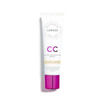 LUMENE_Color Correcting Cream Krem CC 7w1 Ultra Light