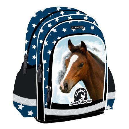 Plecak szkolny Horses