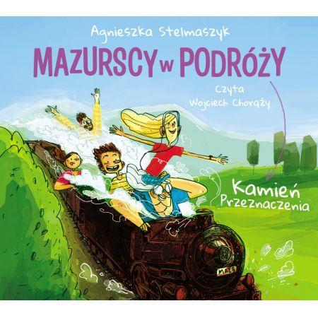 Mazurscy w podróży T.3 Kamień przeznaczenia CD