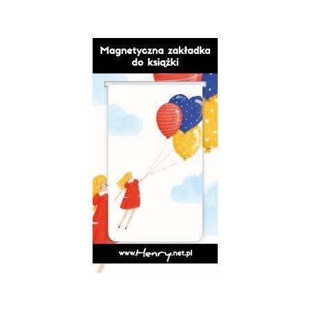 30ec600ad95f3d Zakładka magnetyczna - Dziewczyna Henry w TaniaKsiazka.pl