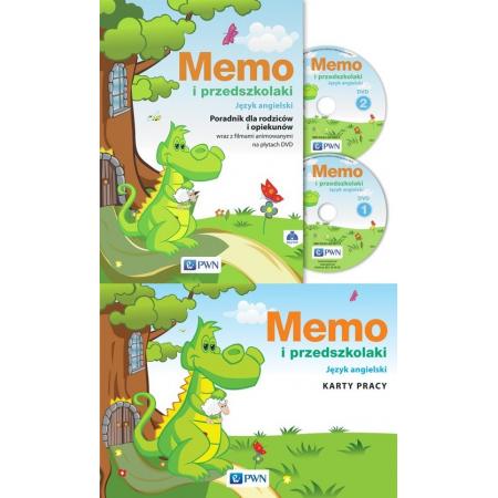 Memo i przedszkolaki Pakiet