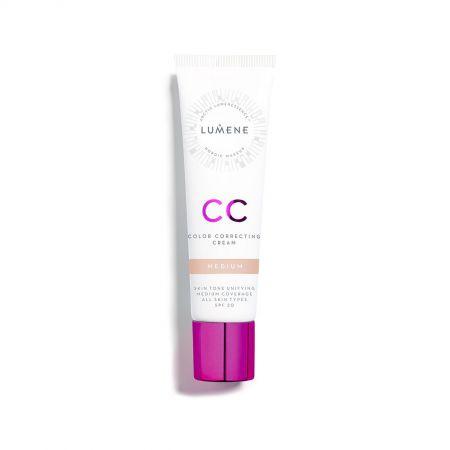 LUMENE_Color Correcting Cream Krem CC 7w1 Medium
