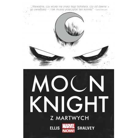 Z martwych moon knight Tom 1
