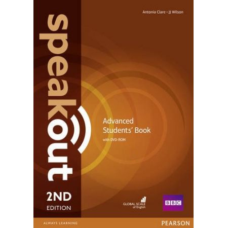 Speakout 2ed Advanced SB and DVD-Rom PEARSON