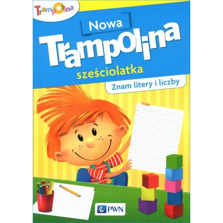 Nowa Trampolina sześciolatka. Znam litery i liczby