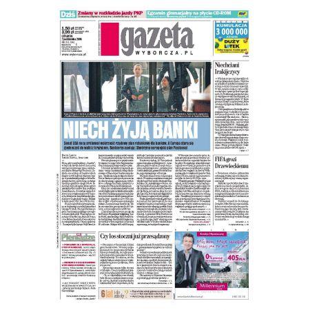 Gazeta Wyborcza - Płock 231/2008