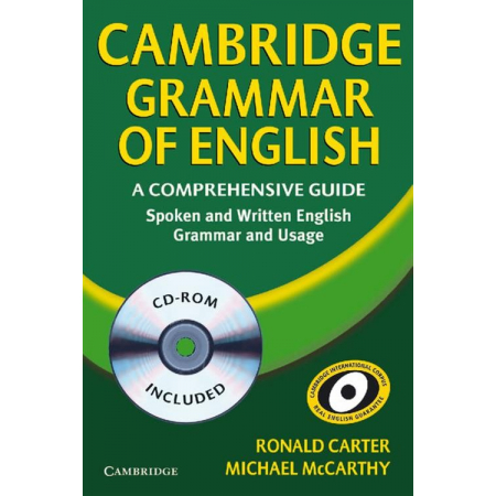 Cambridge Grammar of English + CD