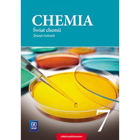 Chemia świat chemii zeszyt ćwiczeń dla klasy 7 szkoły podstawowej 176802