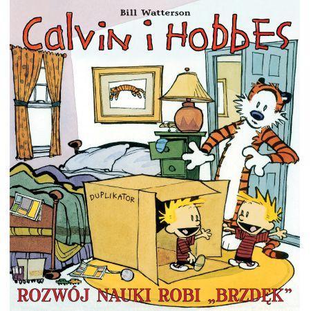 Calvin i Hobbes. Tom 6. Rozwój nauki robi brzdęk