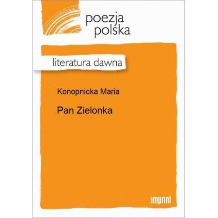 Pan Zielonka